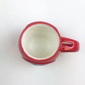 2013 Barrel Mug Mouse • Mickey Red Disney A34jL5R